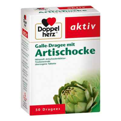 Doppelherz aktiv Galle-Dragee mit Artischocke  bei deutscheinternetapotheke.de bestellen