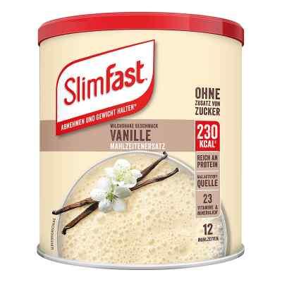 Slim Fast Pulver Vanille  bei deutscheinternetapotheke.de bestellen