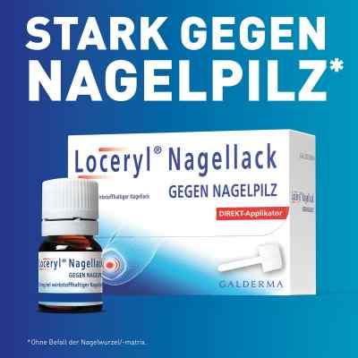 Loceryl gegen Nagelpilz  bei deutscheinternetapotheke.de bestellen