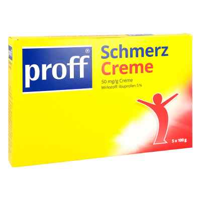 Proff Schmerzcreme 50mg/g  bei deutscheinternetapotheke.de bestellen