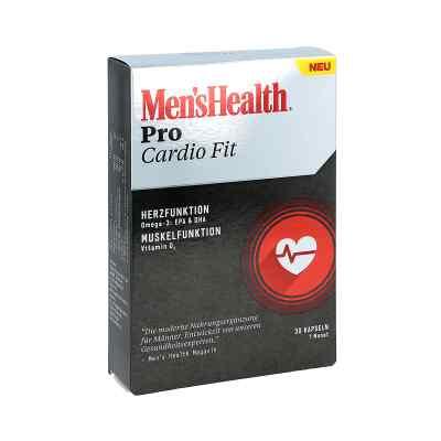 Men's Health Pro Cardio Fit Kapseln  bei deutscheinternetapotheke.de bestellen