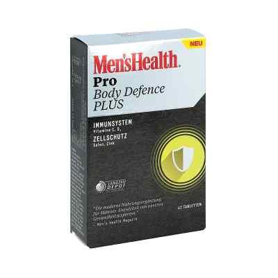 Men's Health Pro Body Defence Plus Tabletten  bei deutscheinternetapotheke.de bestellen