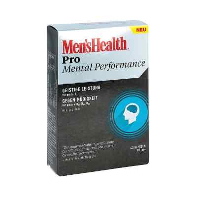 Men's Health Pro Mental Performance Kapseln  bei deutscheinternetapotheke.de bestellen