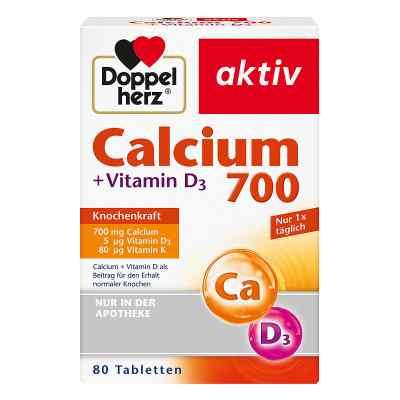 Doppelherz Calcium 700+vitamin D3 Tabletten  bei deutscheinternetapotheke.de bestellen