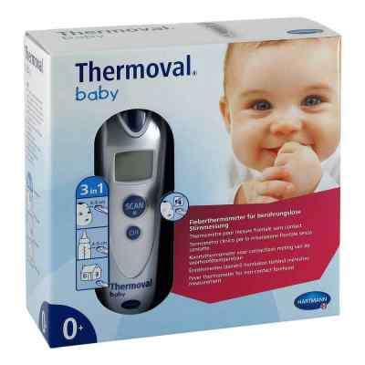 Thermoval baby non-contact Infrarot-fiebertherm.  bei deutscheinternetapotheke.de bestellen