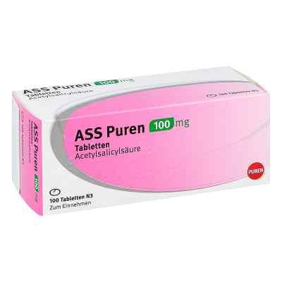Ass Puren 100 mg Tabletten  bei deutscheinternetapotheke.de bestellen