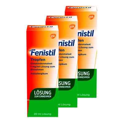 Fenistil Tropfen, Dimetindenmaleat 1 mg/ ml zum Einnehmen  bei deutscheinternetapotheke.de bestellen