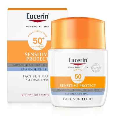 Eucerin Sun Fluid mattierend Lsf 50+  bei deutscheinternetapotheke.de bestellen