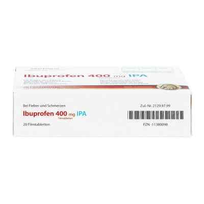 Ibuprofen 400mg  bei deutscheinternetapotheke.de bestellen