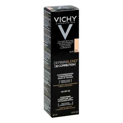 Vichy Dermablend 3d Make-up 25  bei deutscheinternetapotheke.de bestellen