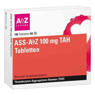 ASS-AbZ 100mg TAH  bei deutscheinternetapotheke.de bestellen