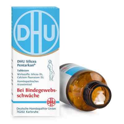 Dhu Silicea Pentarkan für das Bindegewebe Tabletten   bei deutscheinternetapotheke.de bestellen