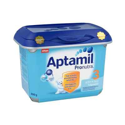 Aptamil Pronutra 3 Folgemilch ab 10.m.safebox Plv.  bei deutscheinternetapotheke.de bestellen