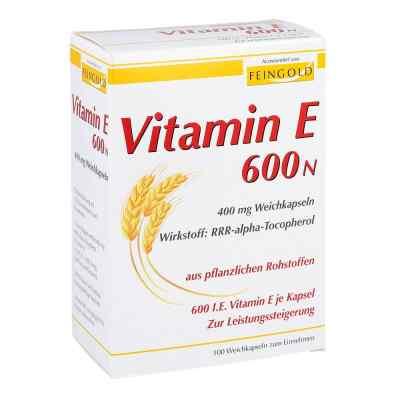 Vitamin E 600 N Weichkapseln  bei deutscheinternetapotheke.de bestellen