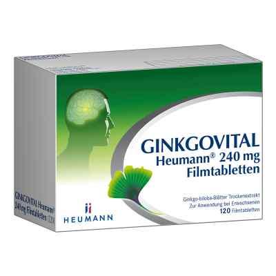 GINKGOVITAL Heumann 240mg  bei deutscheinternetapotheke.de bestellen