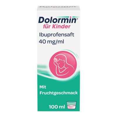 Dolormin für Kinder Ibuprofensaft 40mg/ml  bei deutscheinternetapotheke.de bestellen