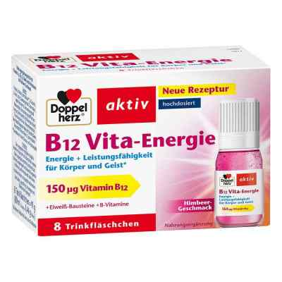 Doppelherz B12 Vita-energie Trinkampullen  bei deutscheinternetapotheke.de bestellen