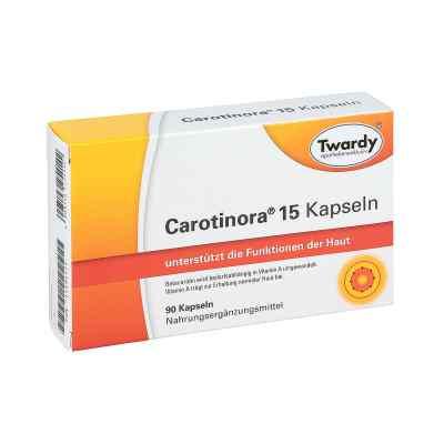 Carotinora 15 Kapseln  bei deutscheinternetapotheke.de bestellen