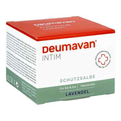 Deumavan Schutzsalbe mit Lavendel Dose  bei deutscheinternetapotheke.de bestellen