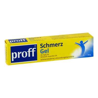 Proff Schmerzgel 50mg/g  bei deutscheinternetapotheke.de bestellen