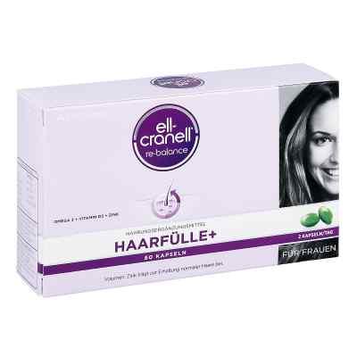 Ell-cranell Haarfülle+ für Frauen Kapseln  bei deutscheinternetapotheke.de bestellen