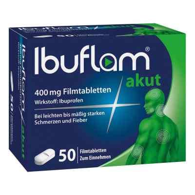 Ibuflam akut 400mg  bei deutscheinternetapotheke.de bestellen