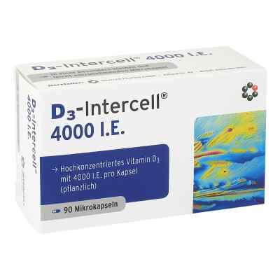 D3-intercell 4.000 I.e. Kapseln  bei deutscheinternetapotheke.de bestellen