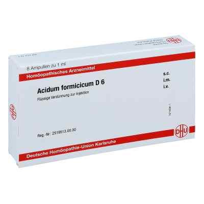 Acidum Formicicum D 6 Ampullen  bei deutscheinternetapotheke.de bestellen