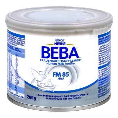 Nestle Beba Fm 85 Frauenmilchsupplement Pulver  bei deutscheinternetapotheke.de bestellen