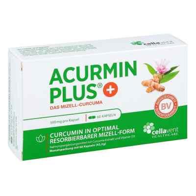 Acurmin Plus Das Mizell-curcuma Weichkapseln  bei deutscheinternetapotheke.de bestellen