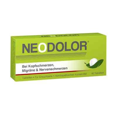 Neodolor Tabletten  bei deutscheinternetapotheke.de bestellen