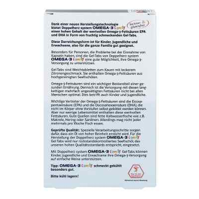 Doppelherz Omega-3 family Gel-tabs system Kautablette (n)  bei deutscheinternetapotheke.de bestellen