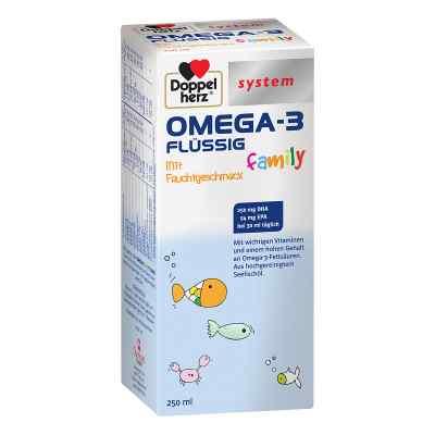 Doppelherz Omega-3 family flüssig system  bei deutscheinternetapotheke.de bestellen