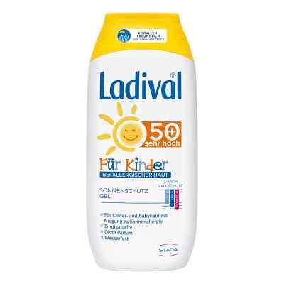 Ladival Kinder Sonnengel allergische Haut Lsf 50+  bei deutscheinternetapotheke.de bestellen