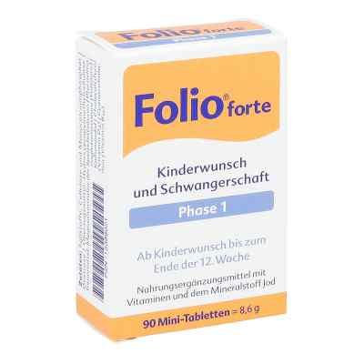 Folio 1 forte Filmtabletten  bei deutscheinternetapotheke.de bestellen
