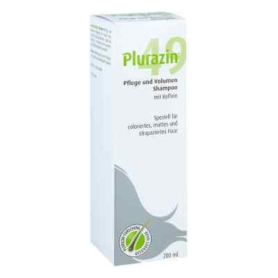 Plurazin 49 Pflege+volumen Shampoo  bei deutscheinternetapotheke.de bestellen