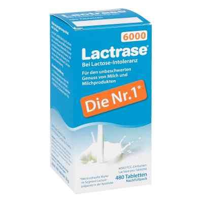 Lactrase 6.000 Fcc Tbl.klickspender Nachfüllpack  bei deutscheinternetapotheke.de bestellen