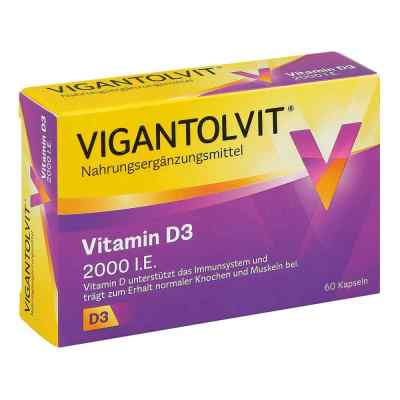 Vigantolvit 2000 I.e. Vitamin D3 Weichkapseln  bei deutscheinternetapotheke.de bestellen