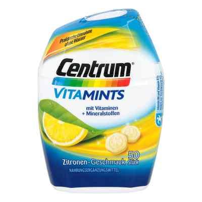 Centrum Vitamints Zitronen-geschmack Kautabletten  bei deutscheinternetapotheke.de bestellen