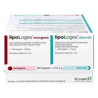 Lipologes Kapseln  bei deutscheinternetapotheke.de bestellen