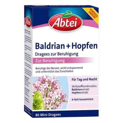 Abtei Baldrian+hopfen Dragees zur Beruhigung  bei deutscheinternetapotheke.de bestellen