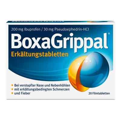 Boxagrippal Erkältungstabletten 200 mg/30 mg Fta  bei deutscheinternetapotheke.de bestellen