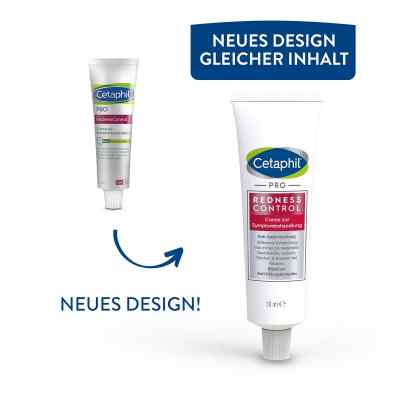 Cetaphil Rednesscontrol Creme z Symptombehandlung  bei deutscheinternetapotheke.de bestellen