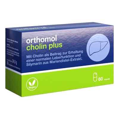 Orthomol Cholin Plus Kapseln  bei deutscheinternetapotheke.de bestellen