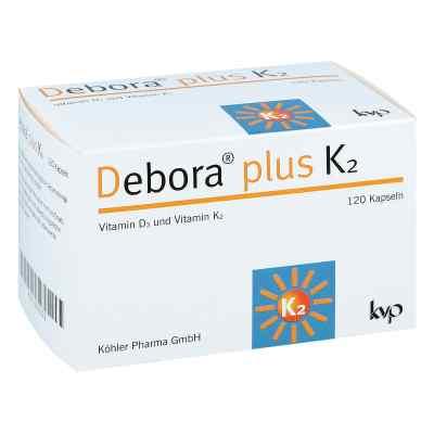 Debora plus K2 Kapseln  bei deutscheinternetapotheke.de bestellen
