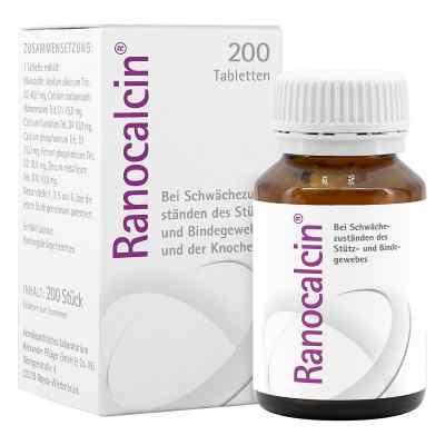 Ranocalcin Tabletten  bei deutscheinternetapotheke.de bestellen