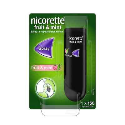 Nicorette Fruit & Mint Spray 1 mg/Sprühstoss  bei deutscheinternetapotheke.de bestellen