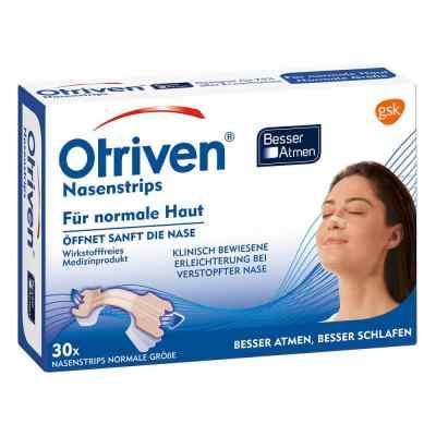Otriven Besser Atmen Nasenstrips normal beige  bei deutscheinternetapotheke.de bestellen
