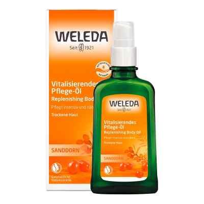 Weleda Sanddorn Vitalisierendes Pflege-Öl  bei deutscheinternetapotheke.de bestellen