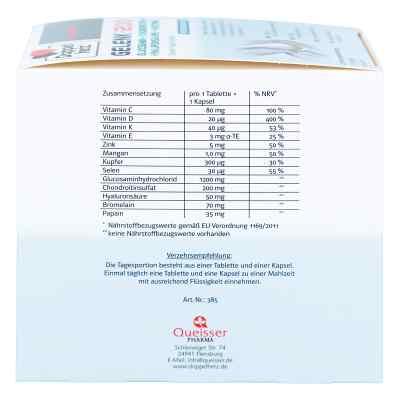 Doppelherz Gelenk 1200 system 60 Kapsel (n) +60 Tabletten   bei deutscheinternetapotheke.de bestellen
